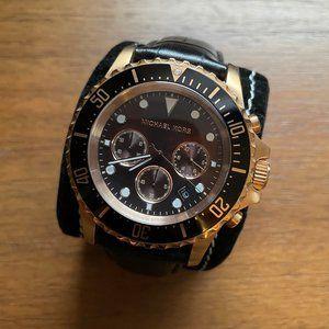 Michael Kors Men's Rose Gold Watch